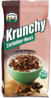 Barnhouse Krunchy Zartbitter-Nuss 750g Packung