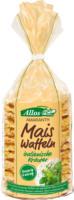 Allos Amaranth-Mais-Waffeln Italienische Kräuter
