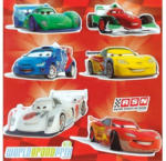 3D-Sticker Cars