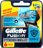 Gillette ProShield Chill Klingen
