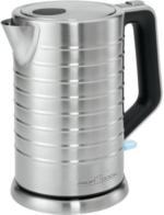 Wasserkocher PC-WKS 1119 Edelstahl