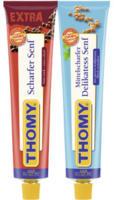 Thomy Senf delikatess oder scharf, jede 200-ml-Tube