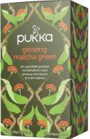 """Kräutertee """"Ginseng Matcha Green"""""""