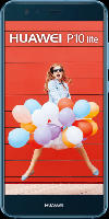 Smartphones - Huawei P10 lite 32 GB Blau Dual SIM