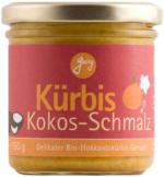 Kürbis-Kokos-Schmalz