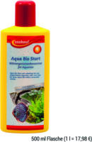 ZOOKAUF Aqua Bio Start, 500 ml Flasche