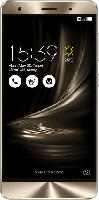 Smartphones - Asus ZenFone 3 Deluxe 5.7 128 GB Glacier Silver Dual SIM