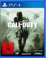 PlayStation 4 Spiele - Call of Duty: Modern Warfare - Remastered [PlayStation 4]