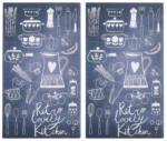 Glasschneideplatte 2-er Set Lovely Kitchen