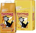 Thomas Katzen-Streu 30 Liter oder Klumpstreu 20 Liter, jeder Beutel