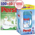 Persil Waschmittel 100 + 10 Waschladungen, versch. Sorten, jede Packung