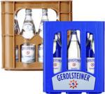 Gerolsteiner Sprudel oder Medium 12 x 0,7/6 x 1 Liter, jeder Kasten