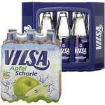 Vilsa Brunnen Apfelschorle, ACE 6 x 0, 75 Liter oder Vilsa Mineralwasser versch. Sorten, 12 x 0, 7/6 x 1, 5 Liter, jede Packung/ jeder Kasten
