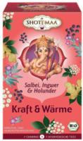 Shoti Maa KRAFT & WÄRME - Salbei Ingwer