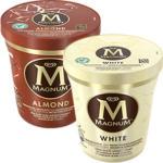 Magnum Classic, Almond oder  White jeder 440-ml-Becher
