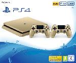 PlayStation 4 Konsolen - Sony PlayStation 4 500 GB Gold