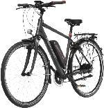 E-Bikes & E-Boards - Fischer ETH 1606-R1 Trekkingrad (28 Zoll, 50 cm, Trapezrahmen, 504 Wh, Anthrazit Matt)
