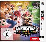 Nintendo New 3DS / DS Spiele - Mario Sports Superstars + amiibo-Karte [Nintendo 3DS]