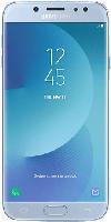 Smartphones - Samsung Galaxy J7 (2017) Duos 16 GB Blau Dual SIM