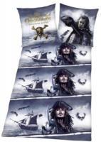 "Microfaser-Bettwäsche ""Pirates of the Caribbean"""