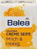 Balea Seifenstück Milch & Honig
