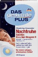 DAS gesunde PLUS Nachtruhe Baldrian Einschlaf-Dragees N
