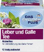 Leber und Galle Tee, 12 x 1,75 g