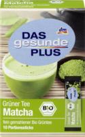 Matcha Grüner Tee 10 x 2 g