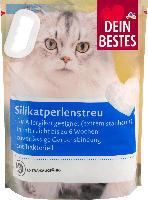 Dein Bestes Katzenstreu, Silikatperlenstreu
