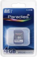 Speicherkarte SDHC 4 GB