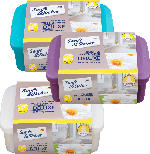 Feuchtes Toilettenpapier Deluxe Kamille Nachfüllpackung + Box