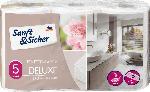 Toilettenpapier Deluxe 5-lagig, 6x129 Bl
