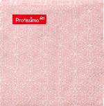 Motivservietten 25x25 rosa/weiß (Sommer)