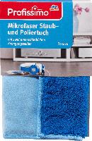 Profissimo Mikrofaser Staub- und Poliertuch