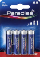 Paradies Batterien Power Alkaline Mignon AA