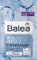 Beauty Effect Tuchmaske