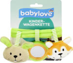 babylove Kinderwagenkette, Hase & Fuchs