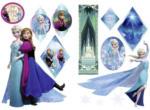 Wandsticker Die Eiskönigin