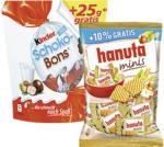 Hanuta Minis + 10 % oder Schokobons + 25 g gratis jeder 220/225-g-Beutel