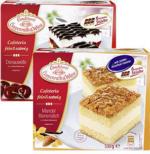 Coppenrath & Wiese Cafeteria fein & sahnig Donauwelle oder Mandel Bienenstich,  gefroren, jede 550/530-g-Packung und weitere Sorten