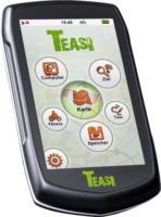 TEASI one² - Fahrrad- & Wandernavigation, GPS, beleuchtetes Display, NEU&OVP