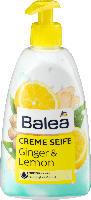 Balea Flüssigseife Ginger & Lemon