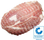 Frischer Rollbraten aus der Schweineschulter, je 1 kg