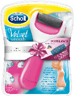 Scholl Velvet Smooth Hornhautentferner Express Pedi Pink