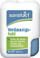 sanotact Verdauungsheld Tabletten im Klickspender