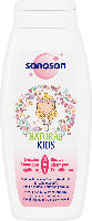 Sanosan Kids Dusche, Shampoo & Spülung Natural Kids 3in1 für Mädchen