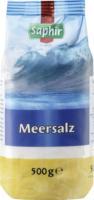 Saphir Meersalz