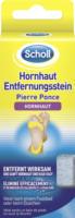 Scholl Hornhautentferner Stein