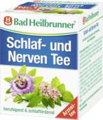 Bad Heilbrunner Schlaf- und Nerven Tee, 8 x 1,75g