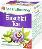 Bad Heilbrunner Einschlaf Tee, 8 x 2 g